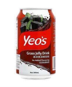Yeo's Grass Jelly Suong Sao