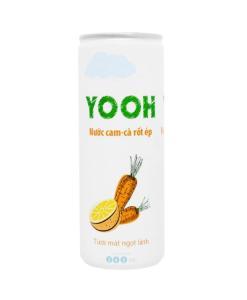 Yooh Orange Carrot Juice