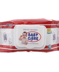 Baby Care Wet Tissue Unscented