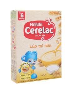 Nestlé Cerelac Milk Wheat Powder