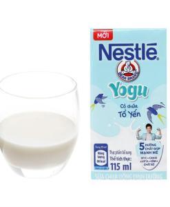 Nestlé Yogu Yogurt Bird's Nest