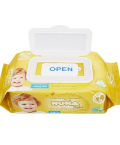Nuna Gold Soft Baby Wipes