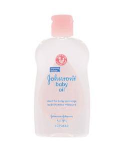 Oil Johnson's Natural Gentle