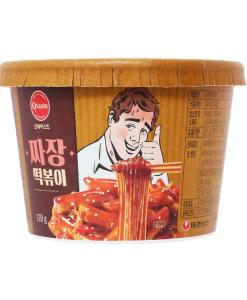 Otaste Jajang Sauce Noodle Topokki
