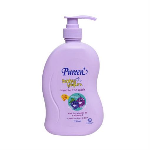 Pureen Black Currant And Plum