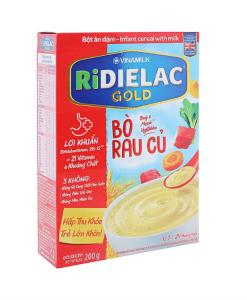 Ridielac Gold Vegetable Beef