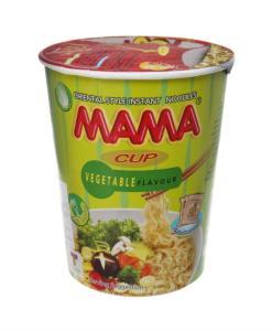Vegetable Flavor Mama Noodle