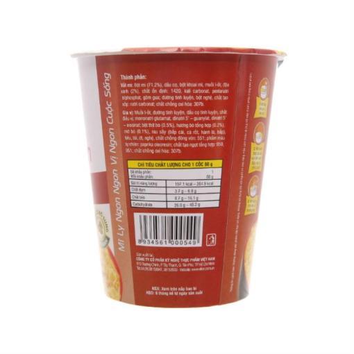 Vifon Beef Water Noodle Instant 1