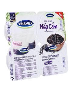 Vinamilk Black Rice Yogurt