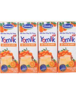 Vinamilk Yogurt Orange Yomilk