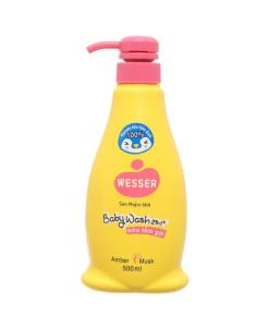Wesser Amber Musk 2in1