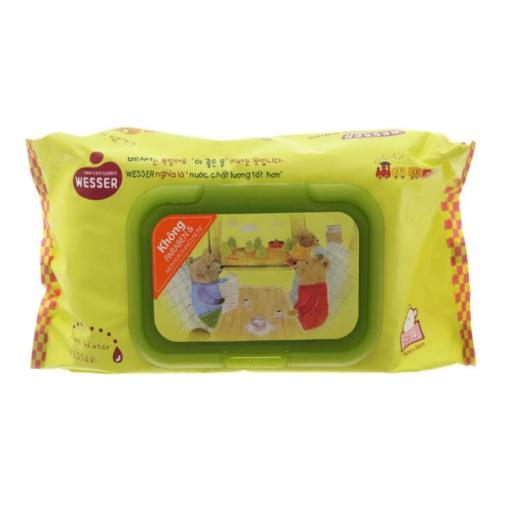Wesser Green Baby Wipes