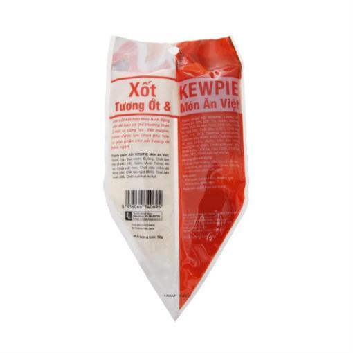Chili Sauce And Mayonnaise Kewpie 1