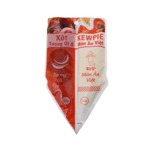 Chili Sauce And Mayonnaise Kewpie