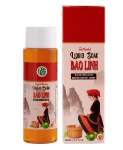Foot Herbal Liquid Soak Bao Linh