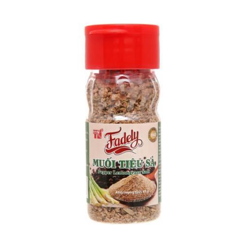 Pepper Lemongrass Salt Fadely