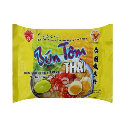 Rice Vermicelli Shrimp Thai
