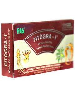 Fitogra F Strengthen Health