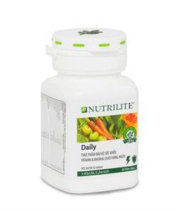 Amway Nutrilite daily vitamins