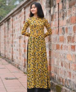 Ao dai for sale online 1