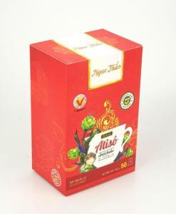 Ngoc Thao Premium Artichaut Thé Boîte 1