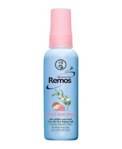 Remos spray anti-moustique bébé