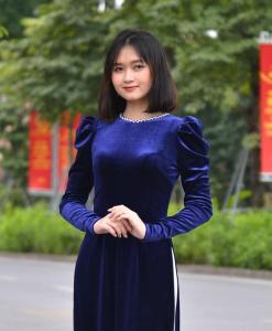 Velours Ao Dai Vietnam