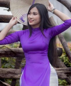 Vietnam traditional dress Ao Dai 6