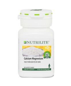 Amway Nutrilite Calcium Magnesium