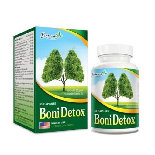 Bonidetox Lung Detoxification