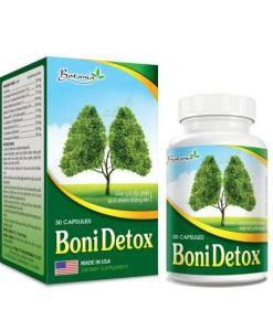 Bonidetox Lung Detoxification