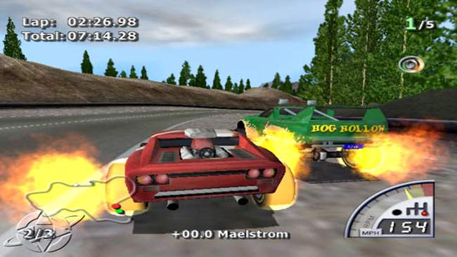 Rumble Racing PS2 ISO Download | Hienzo.com