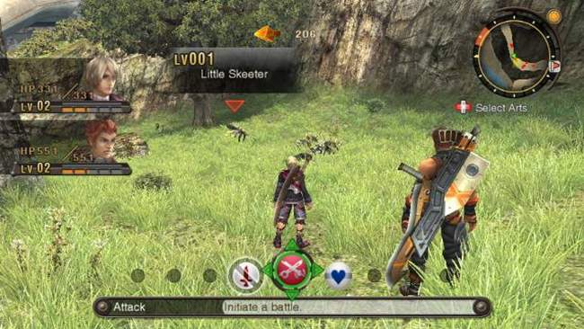 Xenoblade Chronicles Wii ISO Download USA  Hienzocom