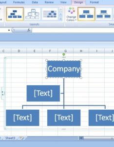 also how to draw organizational charts lines in excel few seconds rh hierarchystructure