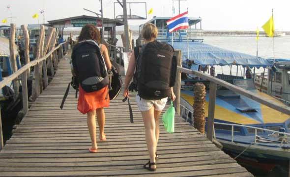 Goedkope backpackbestemmingen: Thailand scoort prima