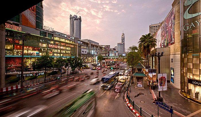 Files in Bangkok zijn de schuld van de regering