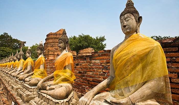 Toerisme in Thailand opnieuw in de lift