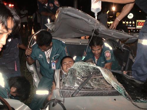 Seven dangerous days: Totaal 365 doden