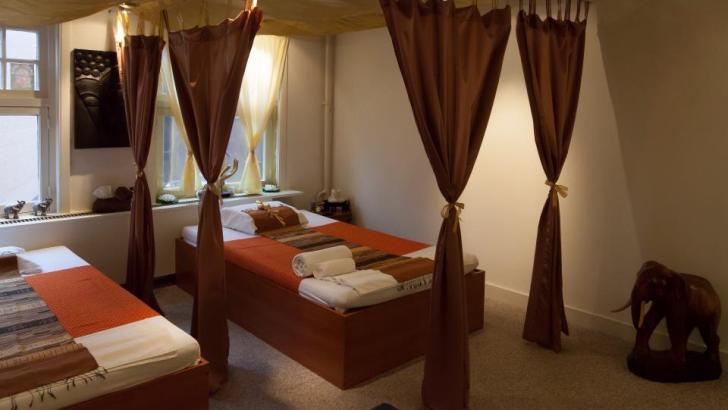 Ervaringen in de Thaise massagesalon in Nederland