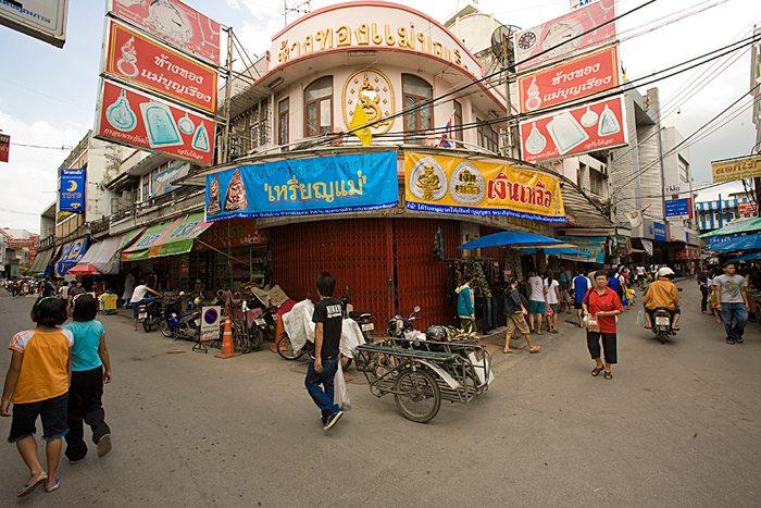 bezienswaardigheden van Thailand