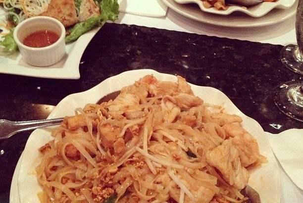 Pad Thai, het bekendste Thaise gerecht