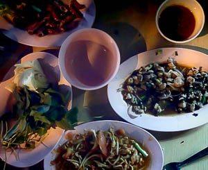Eigen eten en drinken meenemen naar restaurant