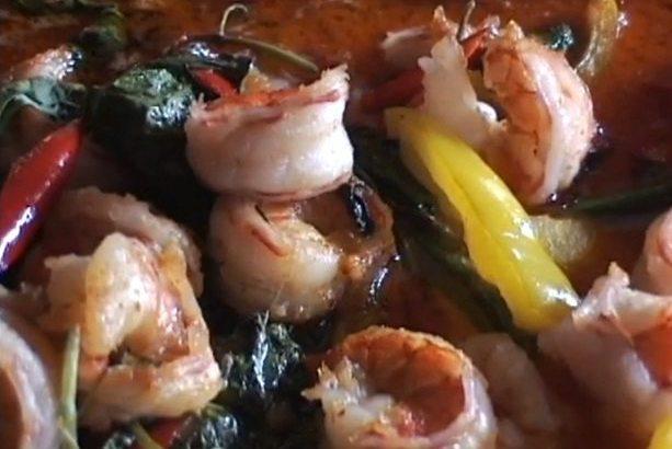 Ying's Food: Gaeng Phed Khung