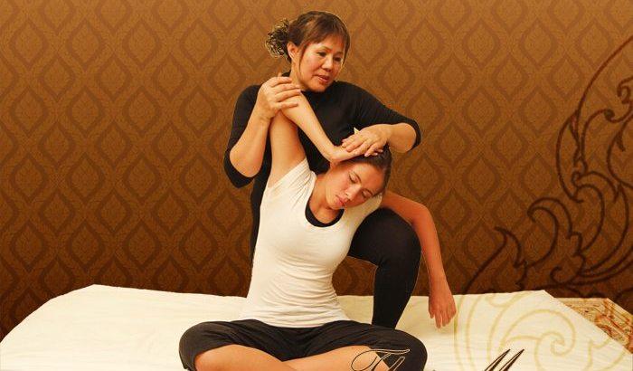 Thaise massage is synoniem voor seks