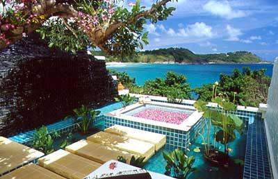 Bijzonderste en luxueuze hotels op Phuket