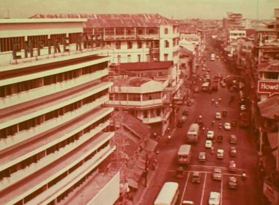 Bangkok 45 jaar geleden (video)
