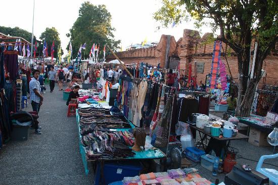 top-10 straatmarkten in thailand