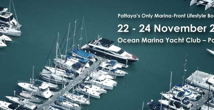 Ocean Marina Pattaya Boat Show