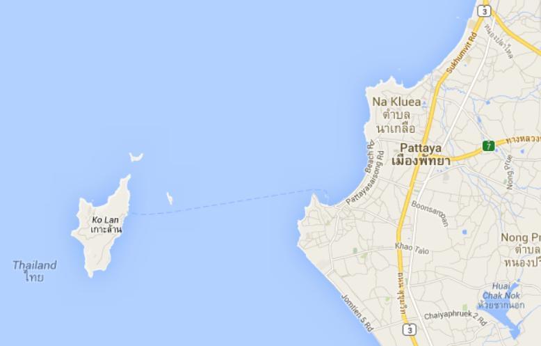 veerboot naar pattaya