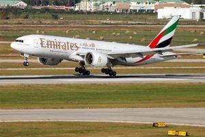 naar Dubai vanaf Schiphol